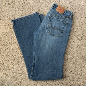 Vintage Lucky Brand Boot Cut Jeans